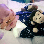 Charlie Gard, the little baby who wasn't allowed to die at home!